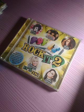 cd música pop it rock it 2