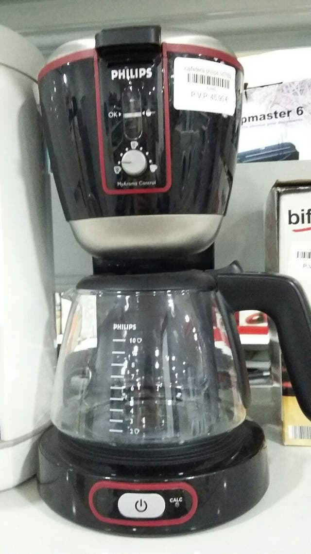 Cafetera Phillips HD7692