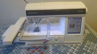 Husqvarna Viking Designer Máquina coser y bordado