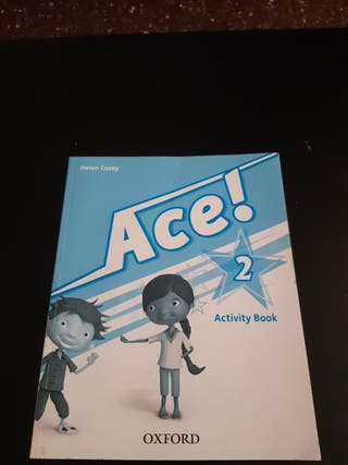 Ace 2 activity book