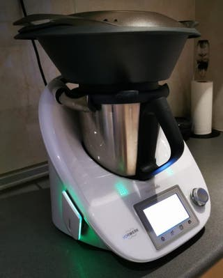 THERMOMIX TM5 CON COOK KEY