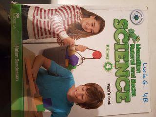 libro de 4de primaria MacMillan Natural y Social