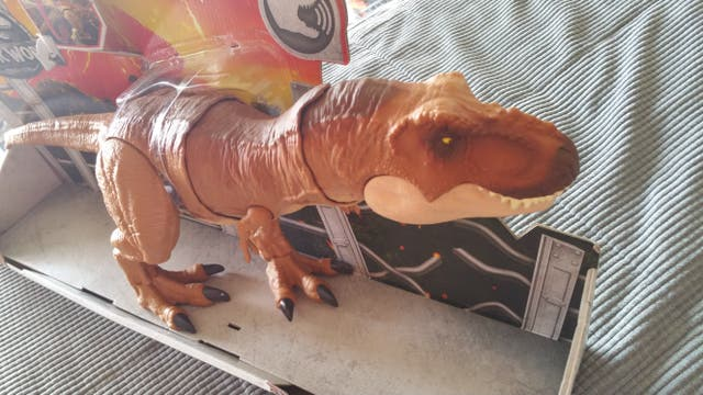 T-rex Tiranosaurio