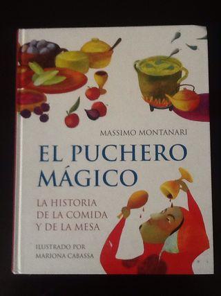 """Libro """"El puchero magico"""""""