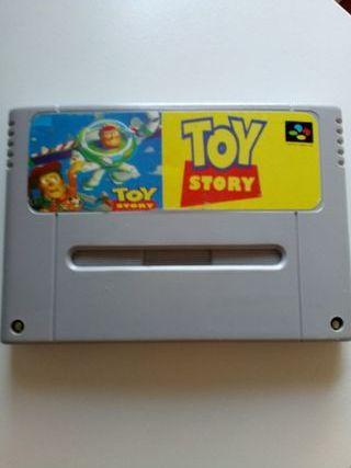 Videojuego Super Nintendo