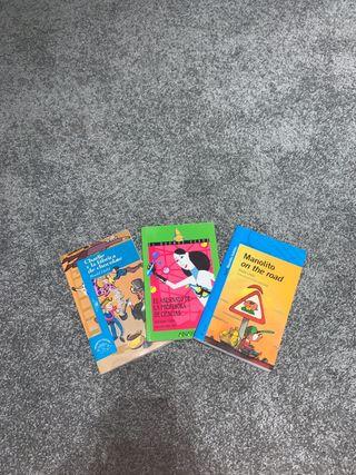 Libros de lectura apartir de 12 años