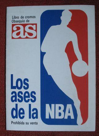 Álbum los ases de la NBA