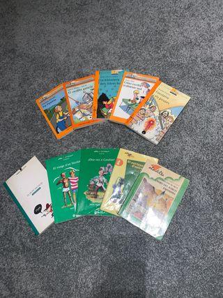 Libros de lectura apartir de 9 años