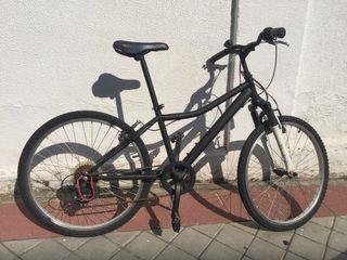 Bicicleta junior xc