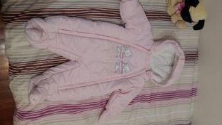 buzo de invierno bebe niña talla 6M