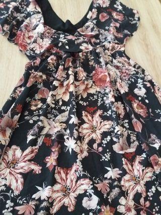 Vestido floral Amichi XL