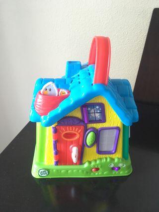 Casa juguete interactivo