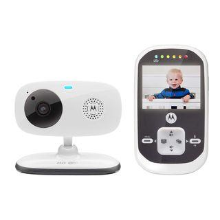 Vigilabebés MBP 662 Connect vídeo Wi-Fi Motorola
