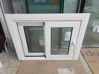 ventana de aluminio y vidrio cámara