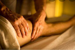 Masaje deportivo terapéutico
