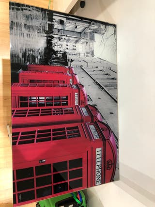Cristal Londres 110x70