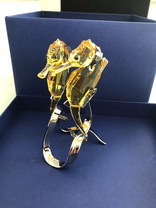Swarovski Figuras Caballitos de Mar