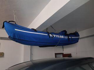 kayak Sevylor Liamon hinchable.