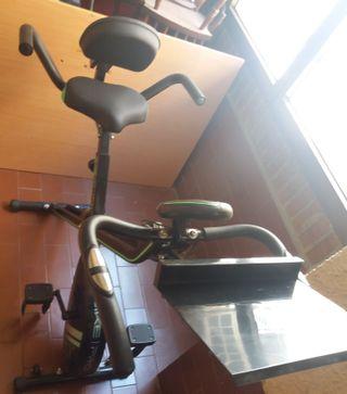 Bicicleta estática Cecotec Xbike Pro