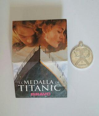 Medalla Titanic revista Bravo