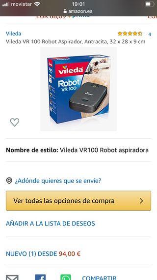 ROBOT VR100 VILEDA