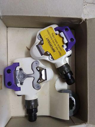 pedales Spd 525 shimano
