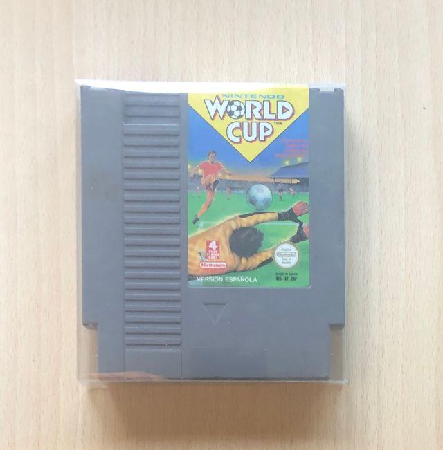 Nintendo world cup [Nintendo NES]
