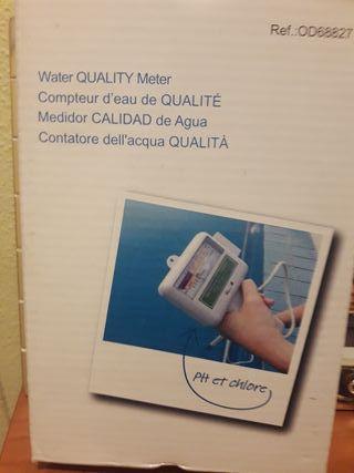 Medidor cloro/PH