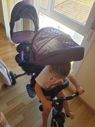 triciclo gemelar