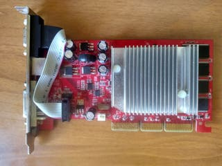 Tarjeta gráfica Gainward GeForce FX 5200