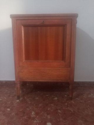 Mueble bar antiguo. Años 30-40