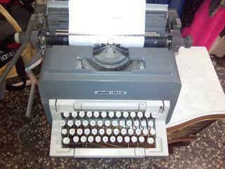Maquina del Escribir