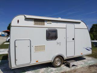 Caravana Sun Roller jazz 420L