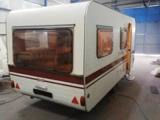 caravana vintage 6plazas 750kg