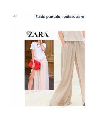 Falda pantalón de segunda mano en la provincia de Huesca en