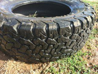 4 Neumáticos ALL TERRAIN 2016