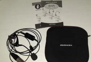 Auriculares plantronics MS200