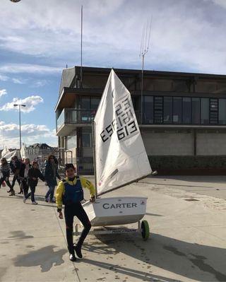 Optimist Racer Carter 2018