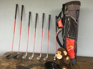 Juego de palos de Golf Junior Tiger F.M.