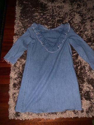Vestido Zara de segunda mano en Ferrol en WALLAPOP