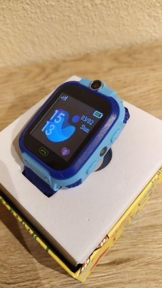 Reloj SOS smartwatch infantil