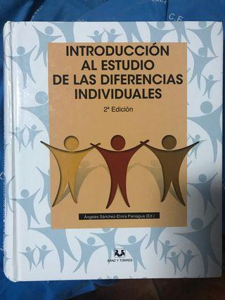 Introducción al estudio de las diferencias individ