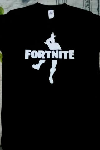Camisetas FORTNITE niños nuevas