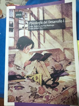 Psicologia del desarrollo I uned+ lecturas