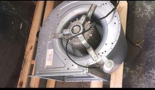 Extractor turbina