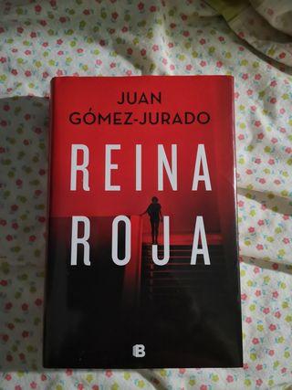 vendo libro Reina Roja