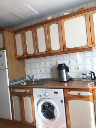Mueble de cocina de segunda mano en Burgos en WALLAPOP