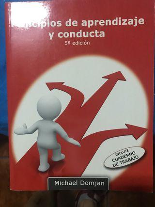 Principios de aprendizaje y conducta