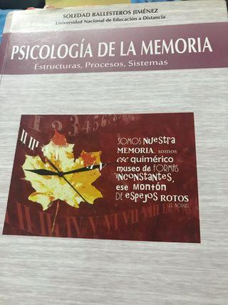 Psicología de la memoria .Pack