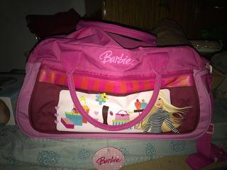 Maleta, mochila, bolsa de deporte con trolley